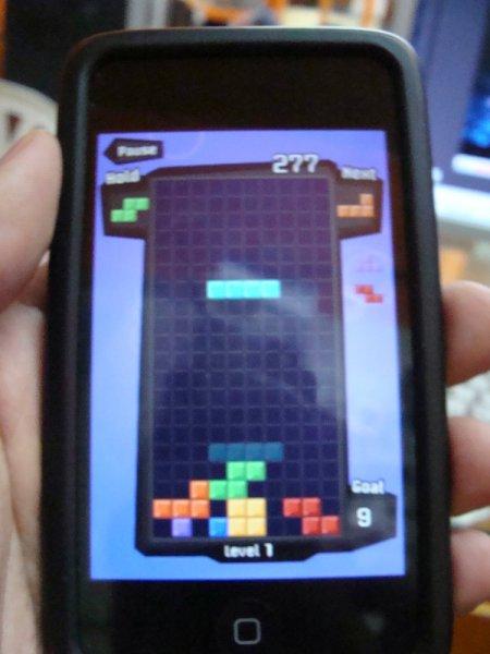 Tetris de ultima generacion